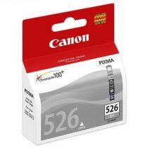 CANON CLI-526GY Tintapatron Pixma MG6150, 8150 nyomtatókhoz, CANON, szürke, 550 oldal