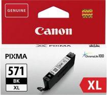 CANON CLI-571XL Tintapatron Pixma MG 5700 Series/6800 Series/7700 Series nyomtatókhoz, CANON fekete, 11 ml