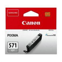 CANON CLI-571G Tintapatron Pixma MG5750, 6850, 7750 nyomtatókhoz, CANON, szürke, 7ml