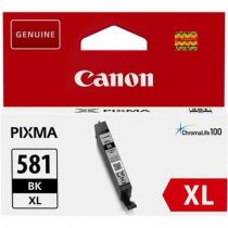 CANON CLI-581BXL Tintapatron Pixma TS7550, 8150, 9150 nyomtatókhoz, CANON, fekete, 8,3ml