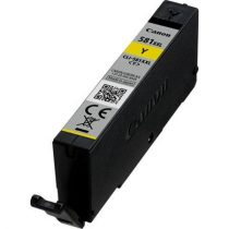 CANON CLI-581YXXL Tintapatron Pixma TS7550, 8150, 9150 nyomtatókhoz, CANON, sárga, 11,7ml