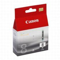 CANON CLI-8B Tintapatron Pixma iP4200, 4300, 4500 nyomtatókhoz, CANON, fekete, 13ml