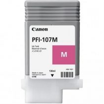 CANON PFI-107M Tintapatron iPF780, 770 nyomtatóhoz, CANON, magenta, 130ml