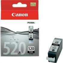 CANON PGI-520B Tintapatron Pixma iP3600, 4600, MP540 nyomtatókhoz, CANON fekete, 19ml