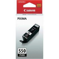 CANON PGI-550PGB Tintapatron Pixma iP7250, MG5450, 6350 nyomtatókhoz, CANON, fekete, 15ml