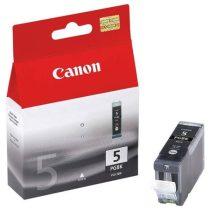 CANON PGI-5B Tintapatron Pixma iP3500, 4200, 4300 nyomtatókhoz, CANON, fekete, 26ml