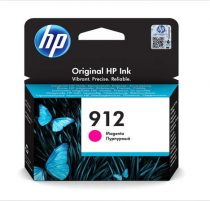 HP 3YL78AE Tintapatron Officejet 8023 All-in-One nyomtatókhoz, HP 912, magenta, 315 oldal