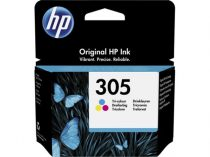 HP 3YM60AE Tintapatron Deskjet 2320,2710, 4120 nyomtatókhoz, HP 305, színes, 100 oldal