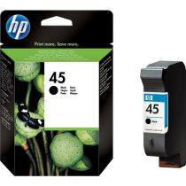 HP 51645AE Tintapatron DeskJet 710c, 720c, 815c nyomtatókhoz, HP 45 fekete, 42ml
