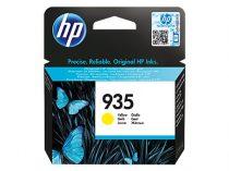 HP C2P22AE Tintapatron OfficeJet Pro 6830 nyomtatóhoz, HP 935, sárga, 400 oldal