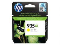 HP C2P26AE Tintapatron OfficeJet Pro 6830 nyomtatóhoz, HP 935XL, sárga, 825 oldal