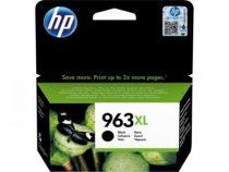 HP 3JA30AE Tintapatron OfficeJet Pro 9010, 9020 nyomtatókhoz, HP 963XL, fekete, 2000 oldal