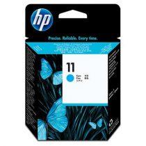 HP C4811A Tintapatron fej DesignJet 500, 800 nyomtatókhoz, HP 11, cián