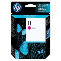 HP C4837AE Tintapatron Business InkJet 1000 sorozat, 2200 nyomtatókhoz, HP 11 vörös, 28ml