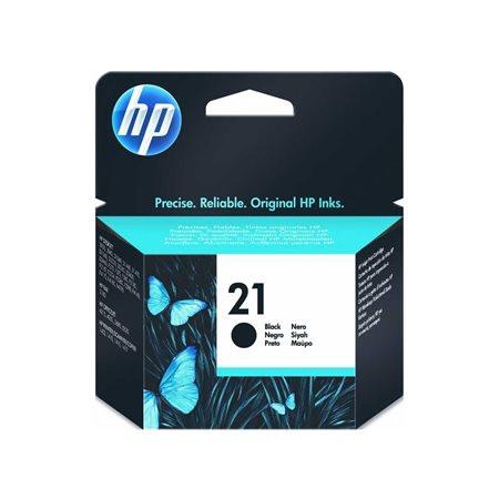 HP C9351AE Tintapatron DeskJet 3920, 3940, D2300 nyomtatókhoz, HP 21, fekete, 5ml