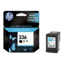 HP C9362EE Tintapatron DeskJet 5440, Officejet 6310 nyomtatókhoz, HP 336 fekete, 5ml