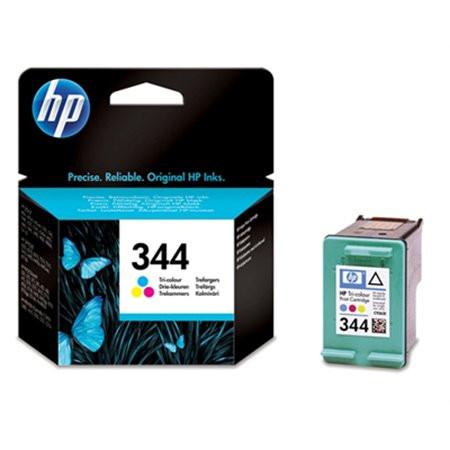 HP C9363EE Tintapatron DeskJet 460 mobil, 5740, 5940 nyomtatókhoz, HP 344, színes, 14ml