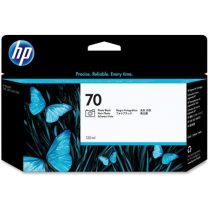 HP C9449A Fotópatron DesignJet Z2100, 3200 sorozat nyomtatókhoz, HP 70 fekete, 130ml