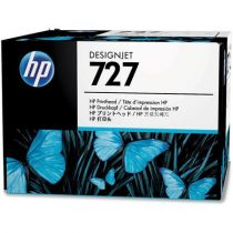 HP B3P06A Tintapatron fej Designjet T920, T930, T1500, T2500, T3500 nyomtatókhoz, HP 727, fekete, színes