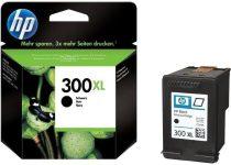 HP CC641EE Tintapatron DeskJet D2560, F4224, F4280 nyomtatókhoz, HP 300xl, fekete, 600 oldal