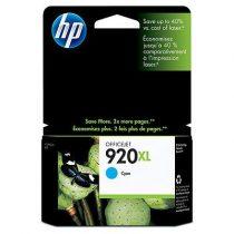 HP CD972AE Tintapatron OfficeJet 6000, 6500 nyomtatókhoz, HP 920xl, cián, 700 oldal