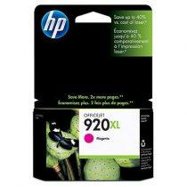 HP CD973AE Tintapatron OfficeJet 6000, 6500 nyomtatókhoz, HP 920xl, magenta, 700 oldal
