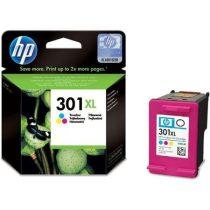 HP CH564EE Tintapatron DeskJet 2050 nyomtatóhoz, HP 301xl, színes, 330 oldal