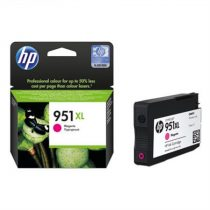 HP CN047AE Tintapatron OfficeJet Pro 8100 nyomtatóhoz, HP 951xl, magenta, 1,5k