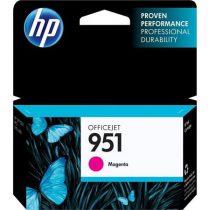 HP CN051AE Tintapatron OfficeJet Pro 8100, 8600 nyomtatókhoz, HP 951, vörös, 0,75k