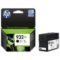 HP CN053AE Tintapatron OfficeJet 6700 nyomtatóhoz, HP 932xl, fekete, 1 000 oldal