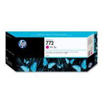 HP CN629A Tintapatron DesignJet Z5200 nyomtatóhoz, HP 772 vörös, 300ml