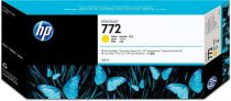 HP CN630A Tintapatron DesignJet Z5200 nyomtatóhoz, HP 772 sárga, 300ml