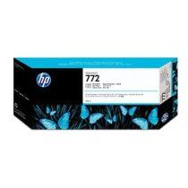 HP CN633A Fotópatron DesignJet Z5200 nyomtatóhoz, HP 772 fekete, 300ml