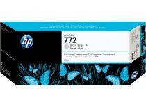 HP CN634A Tintapatron DesignJet Z5200 nyomtatóhoz, HP 772 világos szürke, 300ml