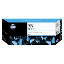 HP CN636A Tintapatron DesignJet Z5200 nyomtatóhoz, HP 772 kék, 300ml