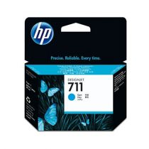 HP CZ130A Tintapatron DesignJet T120,T520 nyomtatókhoz, HP 711 kék, 29 ml