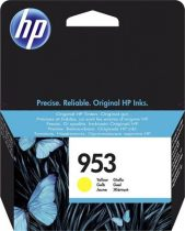 HP F6U14AE Tintapatron OfficeJet Pro 8210, 8700-as sorozathoz, HP 953 sárga, 700 oldal