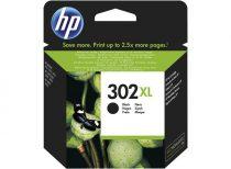 HP F6U68AE Tintapatron DeskJet 2130 nyomtatókhoz, HP 302XL, fekete, 8,5ml