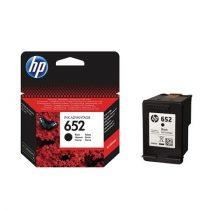 HP F6V25AE Tintapatron Deskjet Ink Advantage 1115 nyomtatókhoz, HP 652 fekete, 360 oldal