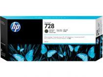 HP F9J68A Tintapatron DesignJet T730, T830 nyomtatókhoz, HP 728, matt fekete, 300ml