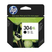 HP N9K08AE Tintapatron DeskJet 3720, 3730 nyomtatóhoz, HP 304XL fekete