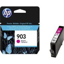 HP T6L91AE Tintapatron OfficeJet Pro 6950, 6960, 6970 nyomtatókhoz, HP 903 vörös