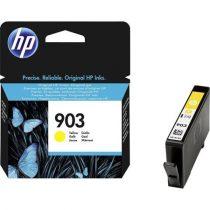 HP T6L95AE Tintapatron OfficeJet Pro 6950, 6960, 6970 nyomtatókhoz, HP 903 sárga