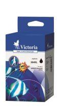 VICTORIA N9K08AE Tintapatron DeskJet 3720, 3730 nyomtatóhoz, VICTORIA 304XXL fekete, 14 ml