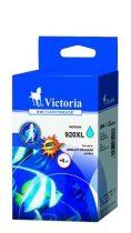 VICTORIA CD972AE Tintapatron OfficeJet 6000, 6500 nyomtatókhoz, VICTORIA 920XL kék, 12ml