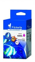 VICTORIA CD973AE Tintapatron OfficeJet 6000, 6500 nyomtatókhoz, VICTORIA 920XL, magenta, 12ml