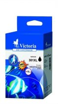 VICTORIA CH563EE Tintapatron DeskJet 2050 nyomtatóhoz, VICTORIA 301XL fekete, 18ml