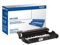 BROTHER DR2300 Dobegység HL L2300D, DCP L2500D nyomtatókhoz, BROTHER fekete, 12k