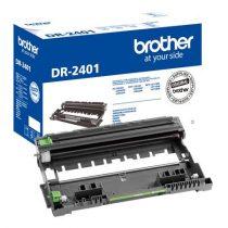 BROTHER DR2401 Dobegység HLL2312D,  DCPL2512D, MFCL2712 nyomtatókhoz, BROTHER, fekete, 12k