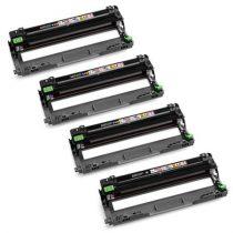 BROTHER DR243CL Dobegység  HL-L3210, HL-L3270, DCP-L3510 nyomtatókhoz, BROTHER, b+c+m+y, 18k